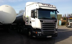 WX63FTD (South West Trucks) Tags: milk lorry artic tanker scania r440