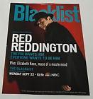 2014 NBC Entertainment Weekly parody tv ad page ~ BLACKLIST James Spader (trevormccallin) Tags: james entertainment page parody weekly blacklist 2014 spader