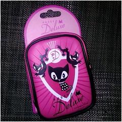 my new stuff  #pussydeluxe #pussycat #newstuff #bag #pink #happy #love (biancawirmannbakker) Tags: pink love bag happy pussycat newstuff pussydeluxe