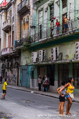 Football from the first floor (wellsie82) Tags: street city urban building boys architecture kids canon ball children photography eos football soccer capital havana cuba backstreet caribbean habana mischief 6d jasonwells streetsoccer capitalcity streetfootball 24105mm centrohabana centrohavana capitalofcuba wellsie82 wwwjasonwellscouk jasonwellscouk