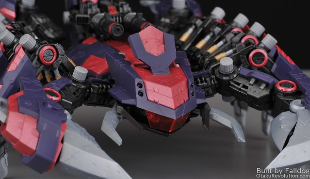 HMM Zoids - Death Stinger Review 15 by Judson Weinsheimer