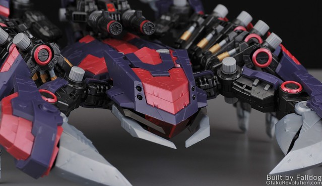 HMM Zoids - Death Stinger Review 16 by Judson Weinsheimer