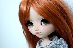 Welcome Amarylis ! (SleepingMori) Tags: cute girl ginger doll makeup redhead pullip poison fc frickles sleepingmori