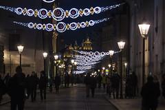 christmasLights (juiceSoup) Tags: krakow