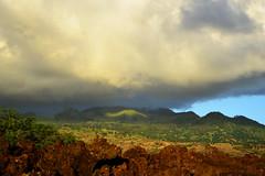 DSC33_3416 (heartinhawaii) Tags: light sun mountain nature clouds landscape hawaii lava afternoon maui haleakala hilly magichour lateafternoon earlyevening upcountry lavarocks dramaticlight ahihicove mauilandscape hawaiilandscape southmaui nikond3300 mauiinnovember ahihinaturereserve