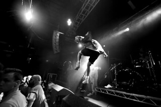 Turnstile - Leeds, UK // Shot by Carl Battams