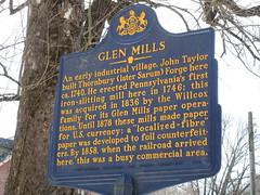 127-Glen Mills (jacorbett70) Tags: railroad abandoned station train pennsylvania rr trains tourist chester septa westchester prr wcrr