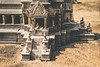 Detail of Angkor Wat (Linus Wärn) Tags: china miniature model asia angkorwat guangdong shenzhen themepark windowoftheworld scalemodel