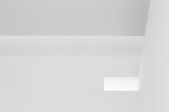 (Raumstation) Tags: barcelona blackandwhite architecture spain richardmeier macba