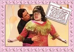 LRH Sermon (marknpm1) Tags: john drag satire ron scientology l chauvinism sexism travolta hubbard shoop misogyny markpm marksshoops marknpm
