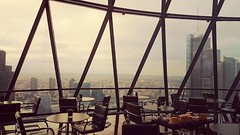 searcy's restaurant at the top of the gherkin building in the city of London (DH05101520) Tags: london gherkin searcys