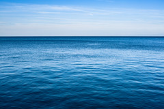 Ocean (If not NOW... when?) Tags: city travel light sea canon europe euro slovenia piran 5d3 5diii