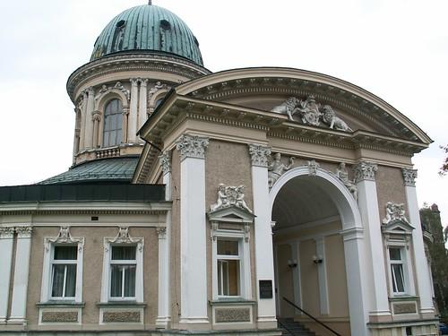 Zakład Przyrodoleczniczy Wojciech (pl. Mariański 13) od południowego-wschodu