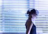 IMG_0055 (cupricks) Tags: longexposure girl drag movement long exposure head doubleexposure shutter blinds bun