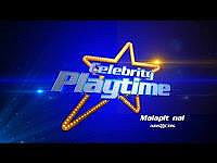 Celebrity Playtime February 7 2016 Celebrity Playtime February 7 2016 teaser Celebrity Playtime is a Philippine television game show hosted by Luis Manzano and was previously hosted by Billy Crawford, it premiered on ABS-CBN on September 26, 2015, replaci (pinoyonline_tv) Tags: show game celebrity television by was is flickr 26 7 it september billy luis february playtime crawford teaser abscbn hosted previously manzano philippine 2016 2015 premiered replaci