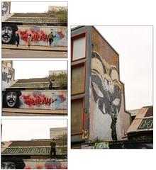 How It's Done! (Mabacam) Tags: streetart london wall graffiti mural wallart urbanart shoreditch roller freehand publicart piece eastend 2016 urbanwall himbad