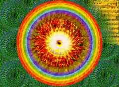 symphony of rainbow (Kai-Ming :-))) Tags: blue red music orange green art photoshop hongkong rainbow colorful purple digitalart creative layer series symphony musicsheet kaiming kmwhk flickrcomgroupsmadridcitymolapool