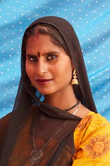 Rajasthan Woman (Simon Maddison LRPS) Tags: pushkar rajasthan