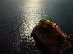 Casa Malaparte which is on the east side of Capri island always attracted really famous poets, painters, actors and writers. (POET ARCHITECTURE) Tags: italy house nature beautiful architecture capri casa poetry poet libera adalberto malaparte