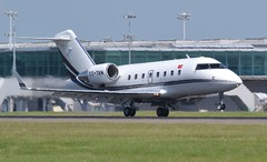 CL604 CHALLENGER  TC-TAN  STANSTED  21.6.14 (vivcarfilm) Tags: stansted challenger 21614 cl604 tctan