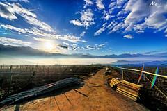 (Moson Kuo) Tags: nature beautiful landscape nikon taiwan   ultrawide hdr  puli  nantou   2016      d800e afs1424mm28g