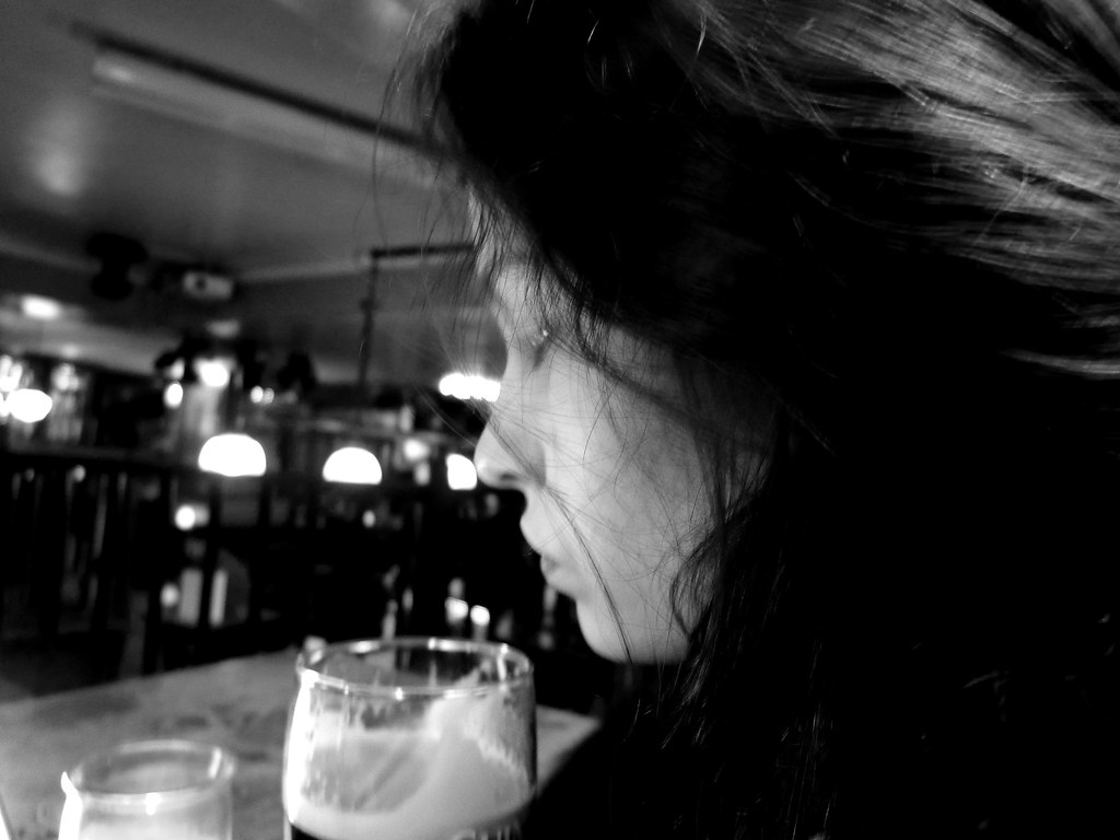 a rant of an alcoholic person at a bar I never thought of myself as an alcoholic  around happy, confident people,  especially with the thrill of knowing a scathing rant or  of the time, so i was  always looking for shortcuts to feeling like a different person  i was quite a  good drunk popular, hilarious, and an important figure in my local bar scene.