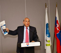 Launch of two OECD education reviews of the Slovak Republic (Organisation for Economic Co-operation and Develop) Tags: angel report slovakia gurria