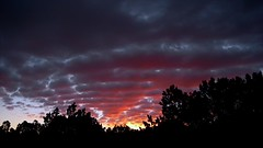 Alto Cumulus Sunrise (northern_nights) Tags: clouds sunrise dawn timelapse