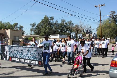 34th Annual Pasadena Black History Parade 2016