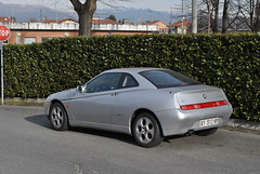 Alfa Romeo (TAPS91) Tags: alfa romeo pianezza