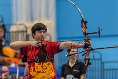 20160305-_AJ_6364 (David J Richardson) Tags: blue team university champs british archery championships 2016 butc