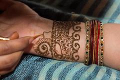 Kirti's mehndi (slafaux) Tags: wedding india hyderabad mehndi in 2016 secunderabad telangana aalankritaresort kirtiharia hershivandvasuswedding