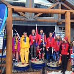 BC Winter Games 2016 Medalists (day 1 and 2)