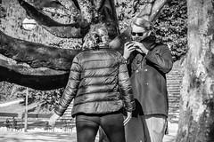 """Photoshoot"" (Terje Helberg Photography) Tags: street city winter urban blackandwhite bw monochrome fashion norway town model photographer photoshoot candid citylife streetphotography samsung photograph bergen photosession bnw nygrdsparken greyscale peo visitnorway ilovenorway nx30 visitbergen"