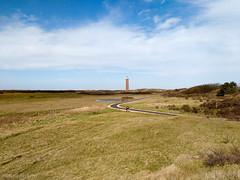 Op weg naar de vuurtoren (ednl) Tags: lighthouse netherlands landscape march spring outdoor nederland hikers lente vuurtoren buiten ouddorp goeree landschap maart goereeoverflakkee 2016 adobelightroom wandelaars southhollandprovince provinciezuidholland motorolamotog3