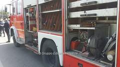 Incidente in via Hochberg a Bastia Umbra (26) (Gruppo Editoriale UmbriaJournal) Tags: bastia incidente