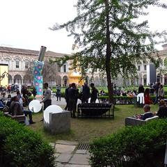 Milan #DesignWeek #MilanDesignWeek #Installation #FuoriSalone #Milano... (Mek Vox) Tags: milan installation salonedelmobile universit fuorisalone designweek milandesignweek milano2015 uploaded:by=flickstagram instagram:venuename=universitc3a0deglistudidimilano instagram:venue=12700308 instagram:photo=9664219044278366967981272