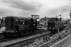 _D3A5437.jpg (Bob Green 52) Tags: svr kidderminster severnvalleyrailway steam engine loco train smoke steamengine steamloco steamtrain diesel shunter dieselshunter