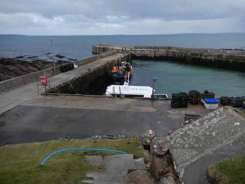 John o' Groats harbour