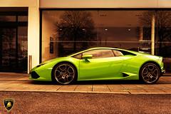 Lamborghini Huracan (technodean2000) Tags: green car wales race nikon outdoor south cardiff tire huracan showroom vehicle rim lamborghini dealer lightroom 2015 d610