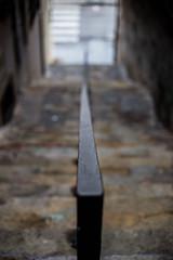 Caminos (Ways) (Dibus y Deabus) Tags: city españa blur stairs canon spain gijón ciudad asturias desenfoque oldtown gijon escaleras 6d cascoantiguo