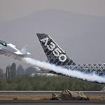 Airbus A350 XWB - Fidae 2016 thumbnail