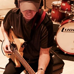 Kenny (Andrew & Steph) Tags: music studio guitar recording