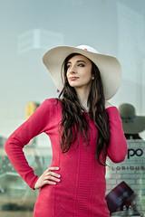 Mnika (tiszafoto) Tags: portrait girl canon eos 50mm model portr 70d