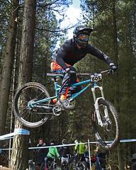 02 MTB SCDH 16 Apr 2016 (12) (Kate Mate 111) Tags: uk mountain bike forest cycling crash sheffield yorkshire steve competition racing downhill peat riding mtb mountainbiking grenoside