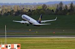 Ryanair EI-DHR  _MG_0226 (M0JRA) Tags: flying airport birmingham aircraft jets planes ryanair bhx egbb eidhr