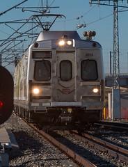 RTD train at 40th and Airport (Michael Karlik) Tags: railroad car electric train colorado cab denver commuter emu passenger hyundai rotem rtd