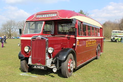 A great survivor. (steve vallance coach and bus) Tags: parkroyal detling eastkent leylandtiger jg9938 southeastbusfestival