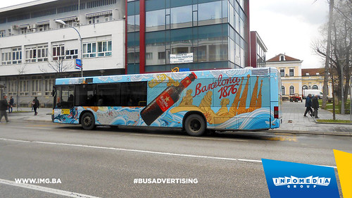 Info Media Group - Estrella, BUS Outdoor Advertising, Banja Luka 03-2016 (2)