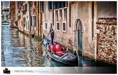 Gondola for who? (Cozy61) Tags: venice italy gondola gondolier